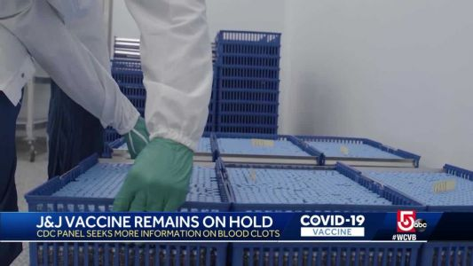 Johnson & Johnson COVID-19 vaccine remains on hold
