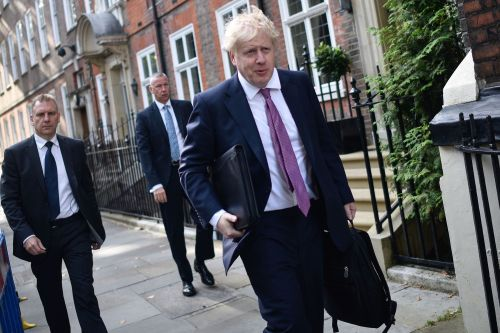 Boris Johnson is the hero Britain needs and other commentary