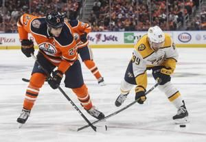 Saros makes 31 saves as Predators blank Oilers 3-0