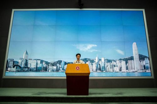 If you're reading this, Beijing says its new Hong Kong security law applies to you