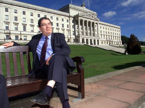 John Hume Left Behind a Peaceful-but Divided-Ireland