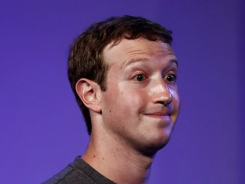 Mark Zuckerberg says stepping down as Facebook chairman would be a bad idea