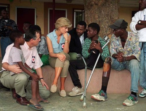 Prince Harry Will Honor His Mother's Work in Angola. Here's What to Know About Princess Diana's Landmines Walk