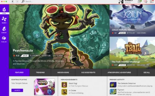 Kongregate's Kartridge downloadable PC game store opens on November 1