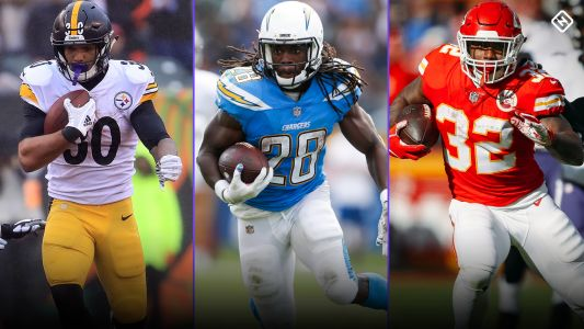 Fantasy Injury Updates: James Conner, Melvin Gordon, Spencer Ware, more affecting Week 16 RB rankings