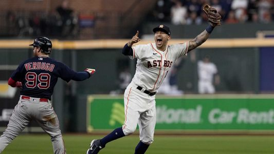 Boston Red Sox run out of fight, fall to Houston Astros in ALCS Game 6