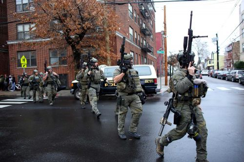 Deadly New Jersey shootout started with 'targeted' attack on kosher market, officials say
