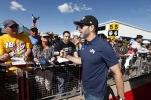 Jimmie Johnson prepares for future by entering IndyCar iRace