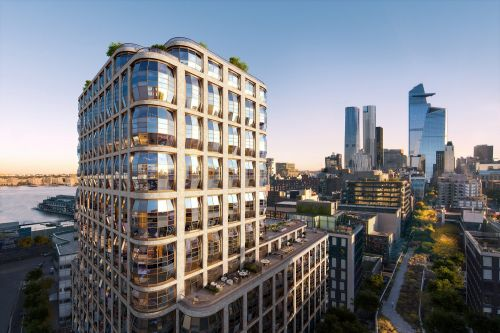 Expensive homes are being snapped up in Hudson Yards
