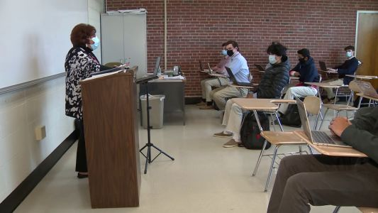 Most high schools return to full in-person learning on Monday