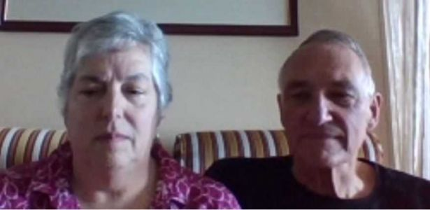 Warren County couple stuck on cruise ship off coast of Florida