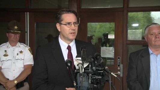 Raw video: County attorney discusses fatal motorcycle crash case