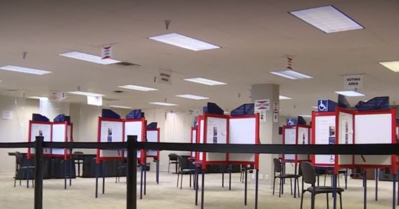 With one week until Election Day, city voter turnout expected to be around 30%