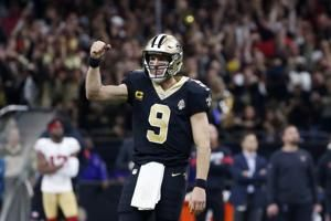 Injury-plagued Saints brace for visit from desperate Colts