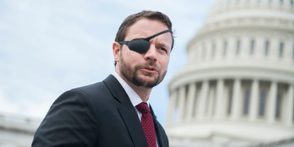 Texas Rep. Dan Crenshaw said he'll be 'essentially blind' for a month after emergency eye surgery