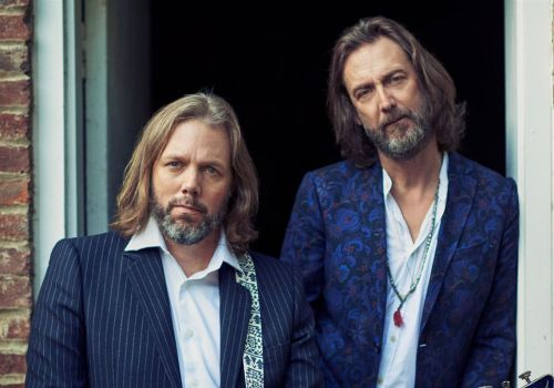 The Black Crowes wrote a big batch of new songs during the pandemic