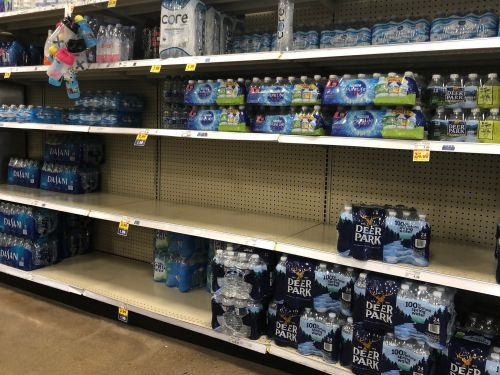 US stores start running low on masks, gloves, hand sanitizer, and more amid growing fears of coronavirus