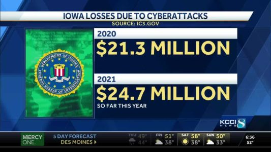 FBI expert offers tips to protect you from cyberattacks