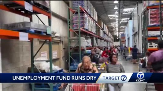 Unemployment pot runs dry; consumers could pay price in the future