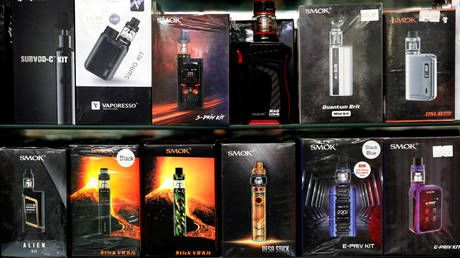 Indian health ministry seeks to ban e-cigarettes & curb 'gateway' vaping amid 900k tobacco deaths