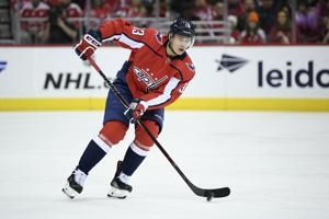 Capitals re-sign winger Jakub Vrana in 2-year deal