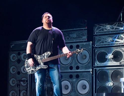 Wolfgang Van Halen says rumor of joining band is hurting his family