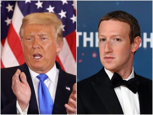 Facebook has ruled former president Donald Trump will be suspended for 2 years and can be reinstated if there is no 'serious risk to public safety'