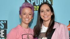Power Couple Megan Rapinoe And Sue Bird Share Sweet Engagement Photo