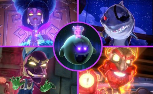 Use this guide to defeat those tricky ghost bosses in Luigi's Mansion 3
