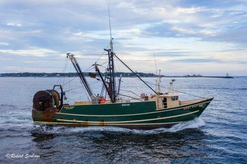 Authorities identify 4 missing fishermen whose boat sank off Provincetown