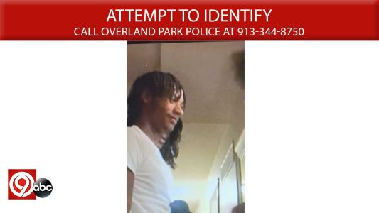 Overland Park police want to identify person after shots fired at home on Saturday