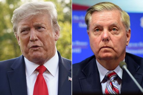 Trump: Graham would have US troops fight in Middle East 'next thousand years'