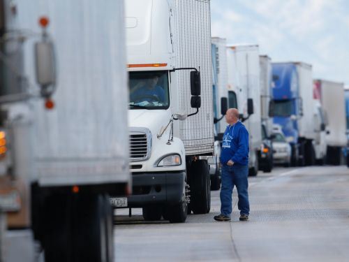 Thousands of truck drivers have lost their jobs this year in the trucking 'bloodbath.' Here's what's behind the slowdown in the $800 billion industry