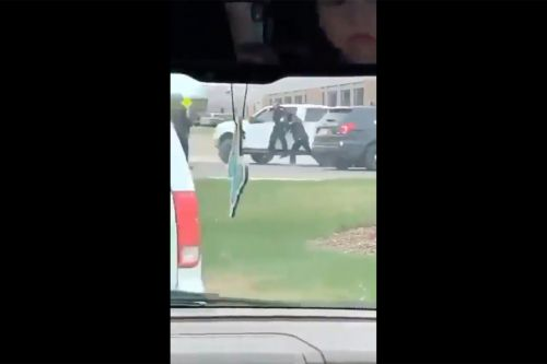 White Anti-Mask Driver Flees, Hits Minnesota Cop 'Hanging' From Truck With Hammer, And Isn't Shot