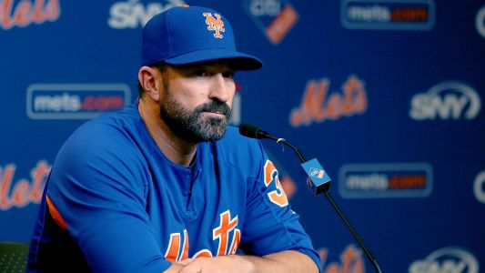 Mets fine, but do not suspend, Mickey Callaway, Jason Vargas after incident with reporter