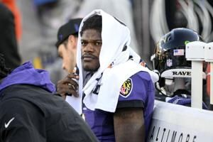 Ravens' flaws exposed in blowout loss to Bengals