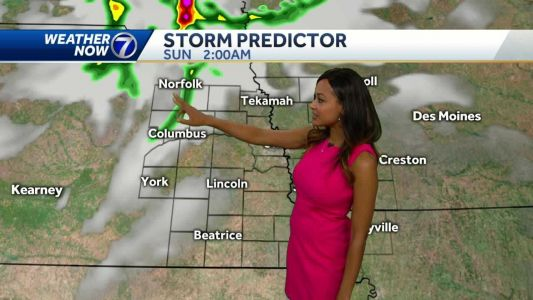 Summer-like weather returns for the weekend