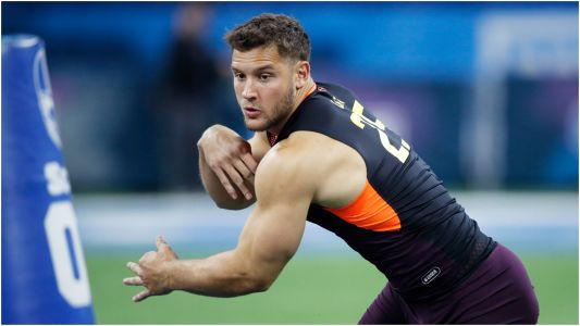 Nick Bosa Injury update: 49ers pass rusher tweaked hamstring during drills