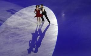 Sui and Han leads pairs short program at Grand Prix Finals