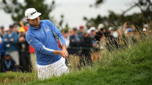 U.S. Open 2019: Gary Woodland holds serve as Justin Rose sits one shot back
