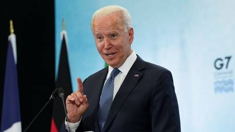 White House walks back Biden comment on hacker swaps, says he's willing for US & Russia to punish their own cybercriminals - media