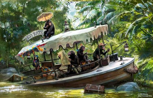 Disney to change Jungle Cruise ride after years of criticism for racist depictions