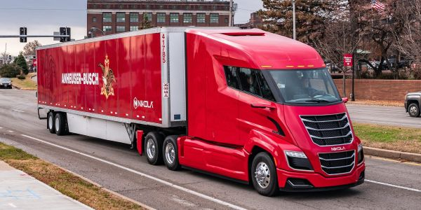 Nikola soars 22% after securing order for 2,500 electric garbage trucks