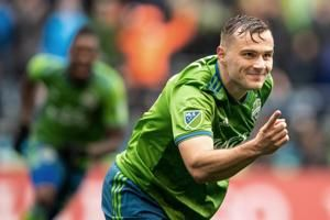 Jordan Morris has hat trick, Sounders outlast Dallas FC 4-3