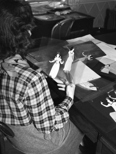 The Forgotten Women Who Helped Shape the Look of Disney Animation