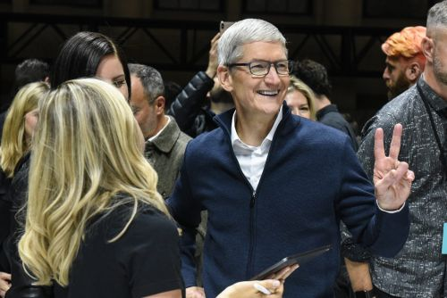 Tim Cook has 2 trillion reasons to smile