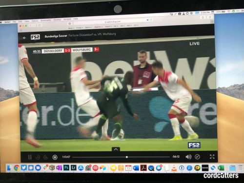 You can now watch Sling TV in Apple's Safari browser
