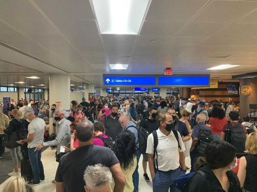 Southwest Airlines still sorting out data issues that grounded planes