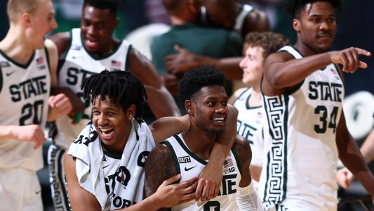 March Madness bubble watch: Big night for Michigan State with rivalry game, chance to approach 'lock' status