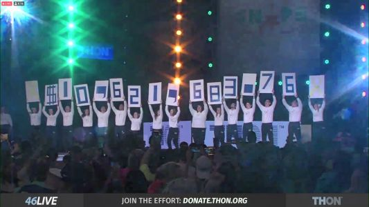 Penn State students raise millions in annual dance marathon